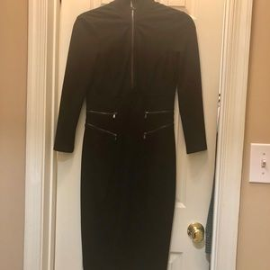 Cache black dress size 6